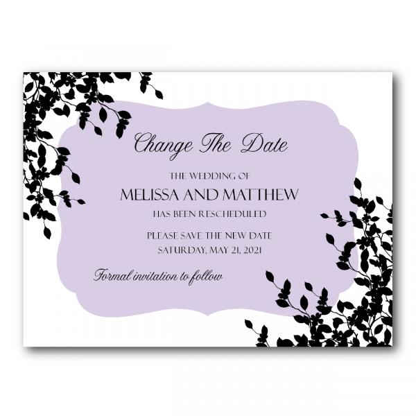 vine change the date design
