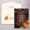 Fall Shower Invite